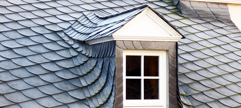 Slate Roofing History And Products